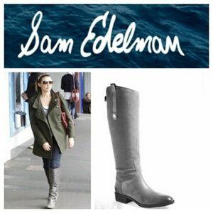 Sam Edelman Pembroke Riding Boot Sz 8